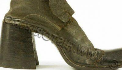 Primii pantofi cu toc erau purtați de bărbați!