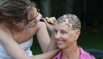 Tatuajele cu henna le-au schimbat viața acestor femei