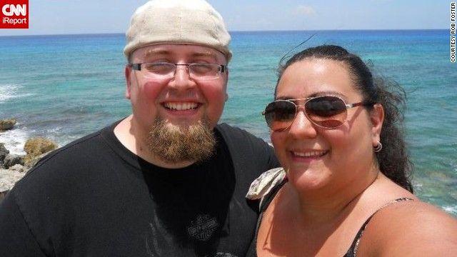 Un cuplu a slăbit 120 de kg timp de un an!