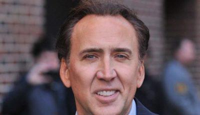 Nepotul lui Nicolas Cage are nume românesc!