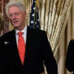 Foto: Chelsea nu este fiica lui Bill Clinton!
