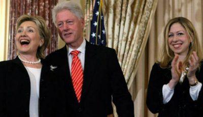 Chelsea nu este fiica lui Bill Clinton!