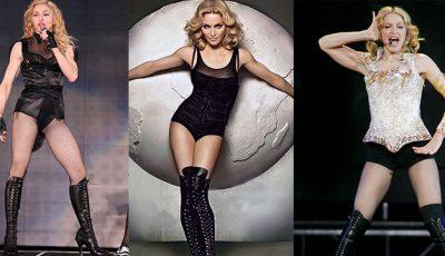 Află ce mănâncă Madonna pentru a fi în formă