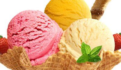 Un cercetător a inventat îngheţata care îşi schimbă culoarea în timp ce este mâncată. Ce conţine? (FOTO)