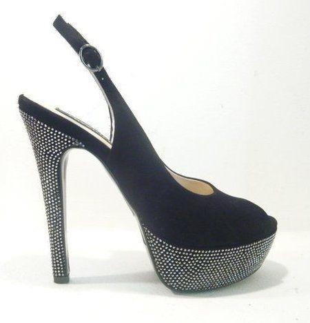 Sandale cu strasuri pentru nunta 2