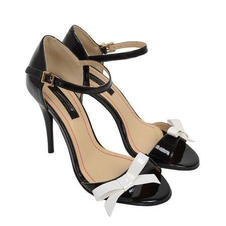 Sandale de nunta cu toc mediu