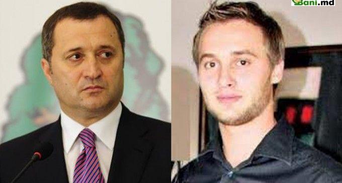 Nepotul lui Vlad Filat, multimilionar în euro la doar 26 de ani!