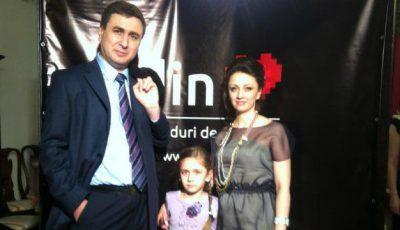 Deputatul Veaceslav Ioniță, la 10 ani de căsnicie!