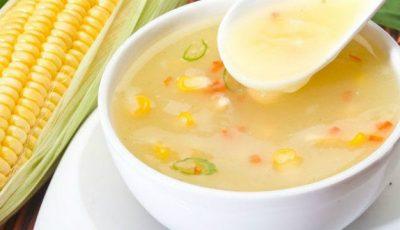 Supă de porumb