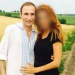 Foto: Ion Paladi își botează fiul. Cine o va înlocui pe nașa Adriana Ochișanu