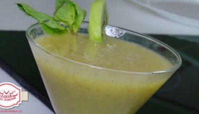 Limonadă din kiwi! Potolește-ți setea cu vitamine!