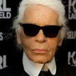 Foto: Va apărea păpușa creată după chipul lui Karl Lagerfeld!