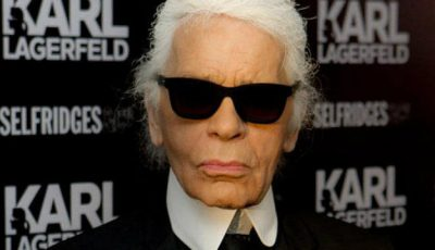 Va apărea păpușa creată după chipul lui Karl Lagerfeld!