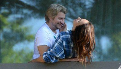 Nikolai Baskov, prins de paparazzi giugiulindu-se cu noua lui iubită!