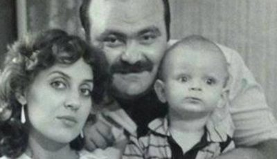 Ion și Doina Aldea-Teodorovici! Noi poze din arhiva familiei!