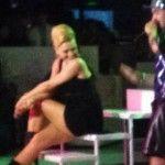 Foto: Dianna Rotaru, cu fundul gol pe o scenă din capitală! Ce a pus la cale interpreta?