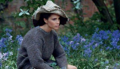 Victoria Beckham- o pescăreasă glamouroasă!
