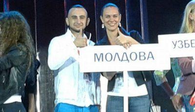 "Locul I pentru Moldova la ""Slaveanskiy Bazar""!"