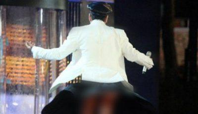 Filip Kirkorov, cu fundul gol pe scenă. Două apariții stânjenitoare ale artistului!