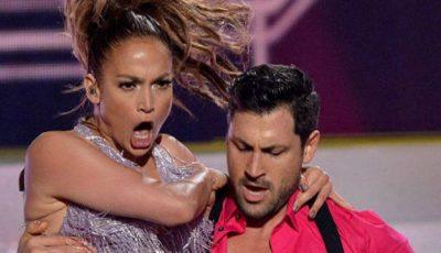 A amuzat toată America. Jennifer Lopez, cu un bob scurt!