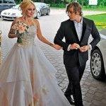 Foto: Cine și-a cumpărat cea mai scumpă rochie de mireasă în showbiz-ul rusesc!