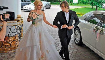 Cine și-a cumpărat cea mai scumpă rochie de mireasă în showbiz-ul rusesc!