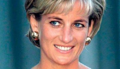 Așa nu ai mai văzut-o! Prințesa Diana, într-o cămașă legată în dreptul buricului!