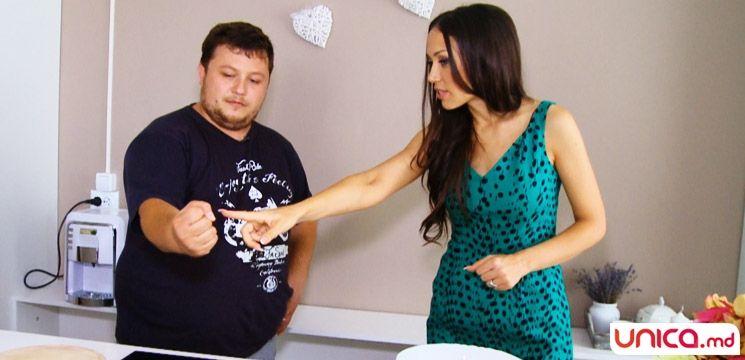 Foto: Dan Jelescu, la prima lecție de slăbit! Vezi ce i-a recomandat Galina Tomaș!