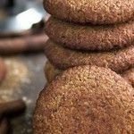 Foto: Biscuiți cu migdale și scorțișoară!