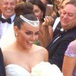 Foto: Igor Krutoi și-a măritat fiica. Nunta a avut loc în Monaco!
