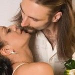 Foto: Nunți celebre: Sebastian Zavadschi şi Marianna Petrenko