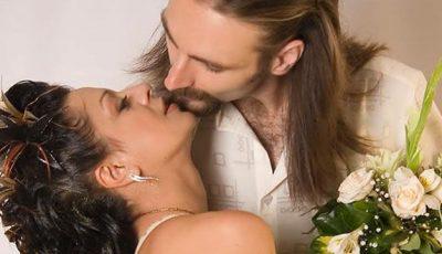 Nunți celebre: Sebastian Zavadschi şi Marianna Petrenko