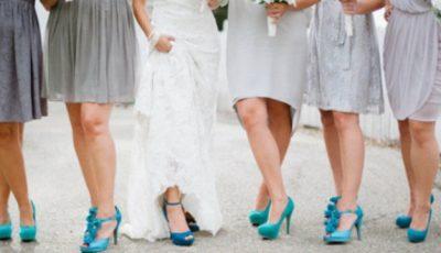 Sandale pentru o nuntă de vară! Ce poți încălța pentru a dansa toată seara