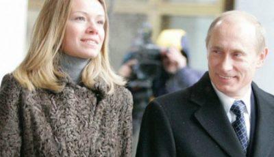 Maria Putin a fost deportată din Olanda!