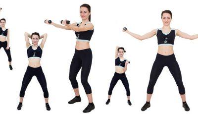 6 exerciții pentru brațe care te scapă de pielea ce atârnă inestetic!