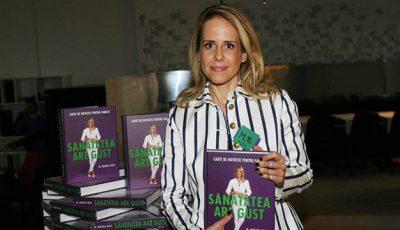 Mihaela Bilic: Spune NU dietei și DA plăcerii de a mânca