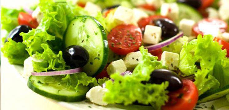 Salate bune pentru slabit