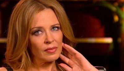 Kylie Minogue a povestit, cu lacrimi în ochi, despre lupta sa cu cancerul la sân