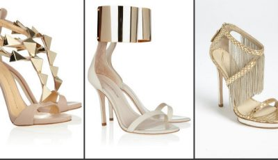 Pantofii de mireasă NUDE