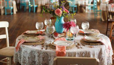 Cum să aranjezi masa ca să te laude toți!