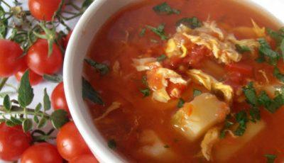 Supă de roșii!