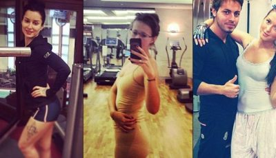 Ce sport practică Tina Kandelaki, Irina Dubtsova, Ksenia Sobchak și alte vedete rusești!