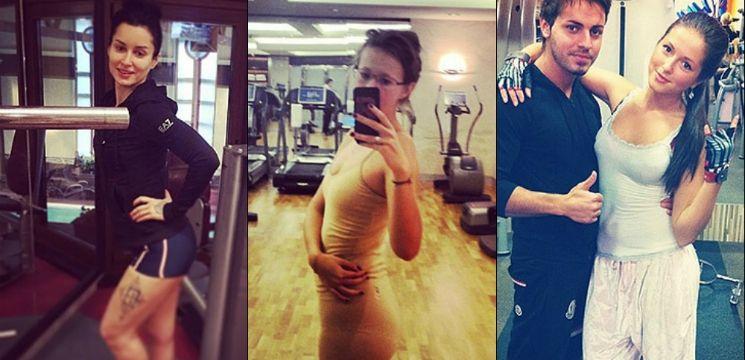 Foto: Ce sport practică Tina Kandelaki, Irina Dubtsova, Ksenia Sobchak și alte vedete rusești!