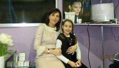 Vera Malcoci: Pe ea o cunosc la față toate femeile care visează la frumusețe fără bătrânețe!