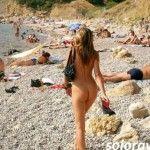 Foto: Prima plajă de nudiști și la noi! Unde și când vezi în articol