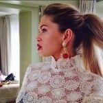 Foto: Vera Brejneva caută rochie de mireasă?
