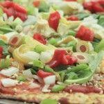 Foto: Blat de pizza fără gluten