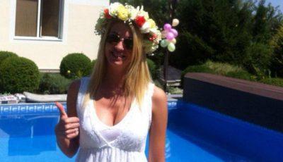Autoexperta de la PRO TV, Elena Potorac, s-a măritat!