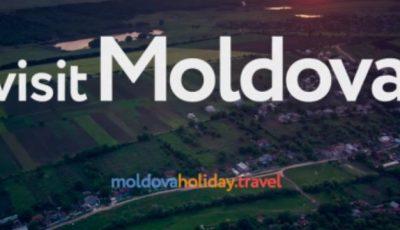 Vezi noul spot de promovare a Moldovei!