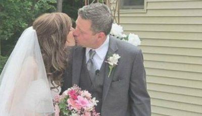 """Cea mai tristă mireasă din lume. Drama din spatele unei nunți """"perfecte"""""""